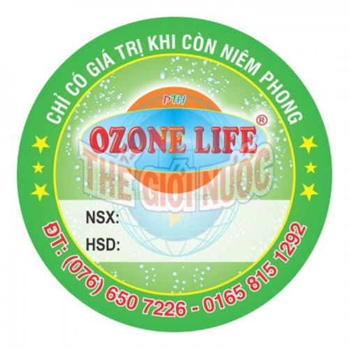 OZONE LIFE TEM DATE