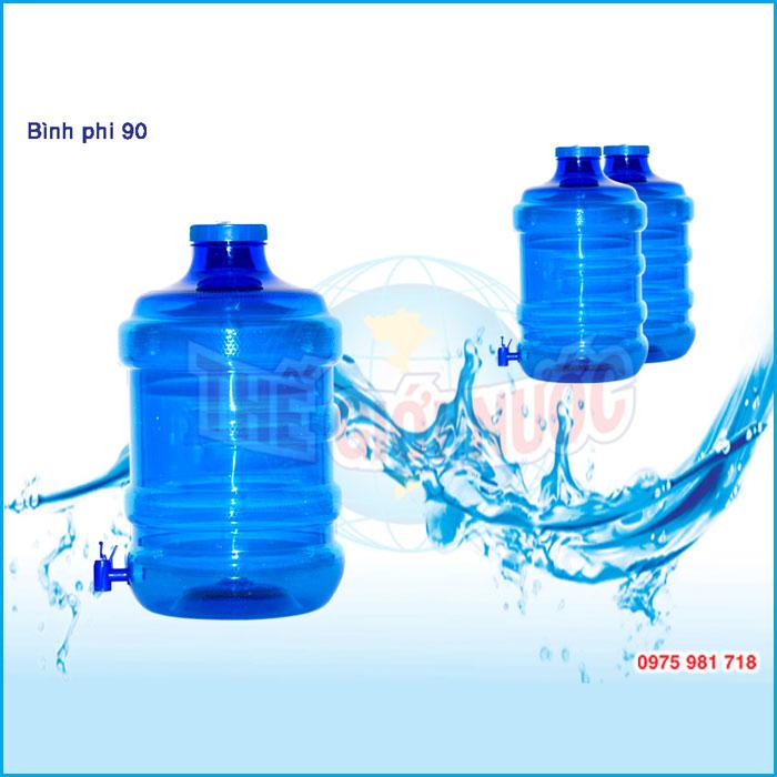 Vỏ bình nước tiêu chuẩn phi 90