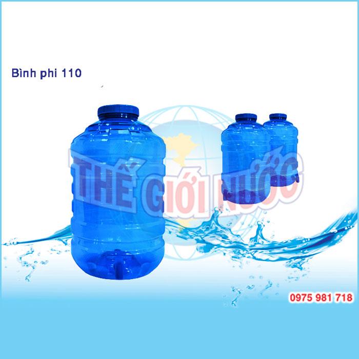 Vỏ bình nước tiêu chuẩn phi 110