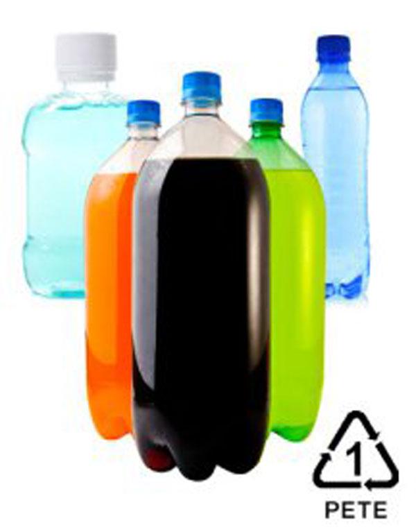 vỏ chai nước thông dụng hay nhìn thấy trên thị trường