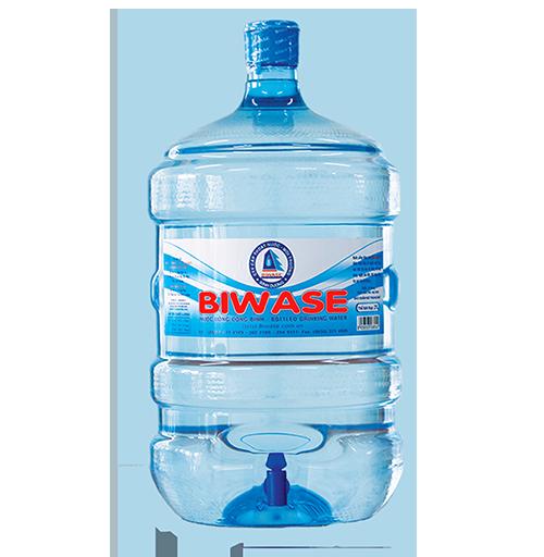 Vỏ bình nước Biwase