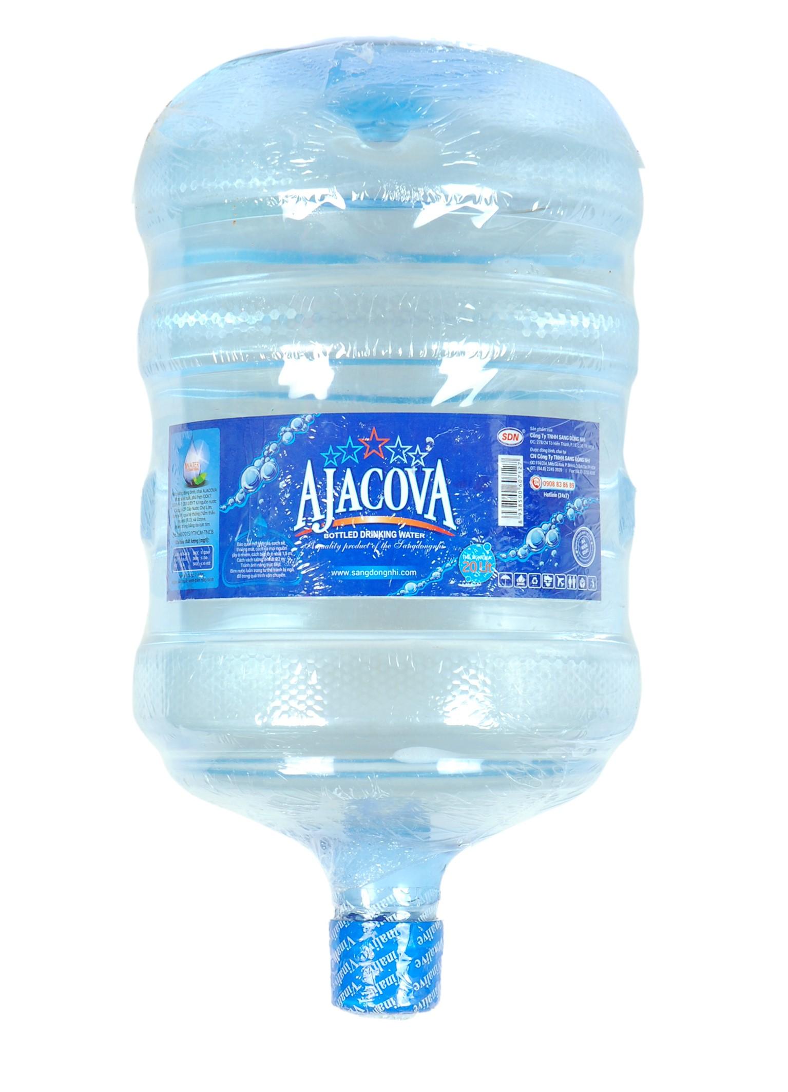 Vỏ bình nước Ajacova