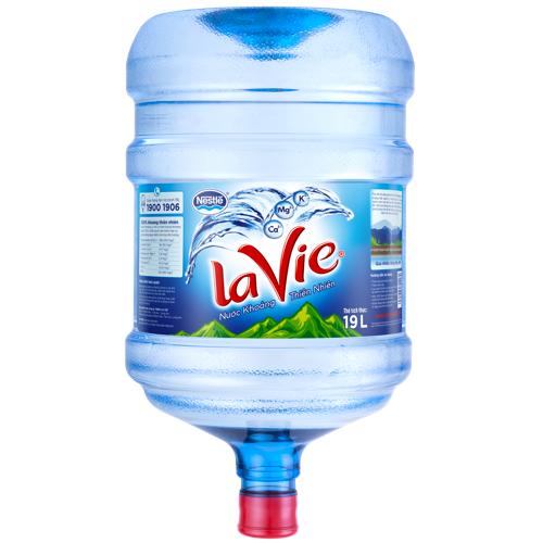 Vỏ bình nước Lavie